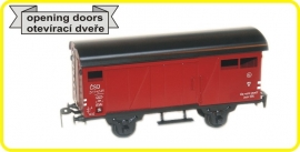 9403 gedeckter Güterwagen CSD reihe Zsr