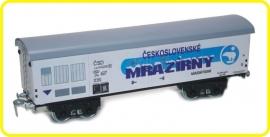 9570 refrigerated van CSD series Lp