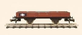 414  wagon à bord bas British Rail