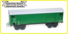 9408 gesloten wagon lang CSD serie Hadgs