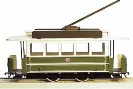 56, France, tram from Reims, metal, gauge 0