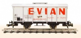 496 koelwagen voor Mineral Water Evian-Badoit
