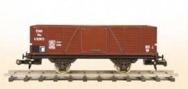 401 open wagon CSD serie Vtu