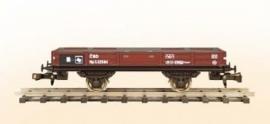 411  wagon à bord bas CSD serie Np