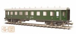 327 coach CSD series Ba, second  class