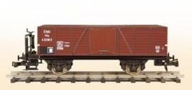 402 open wagon CSD  met remmersplatform serie Vtu
