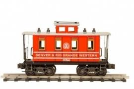 506 DRG caboose Denver & Rio Grande