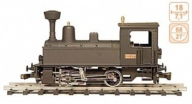 122 steamlocomotive CSD 200.0