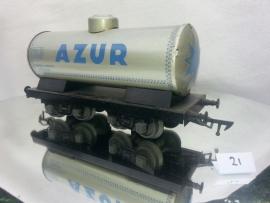 wagon citerne Azur de JEP