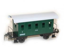9206  Personenwagen  CSD Baureihe C1
