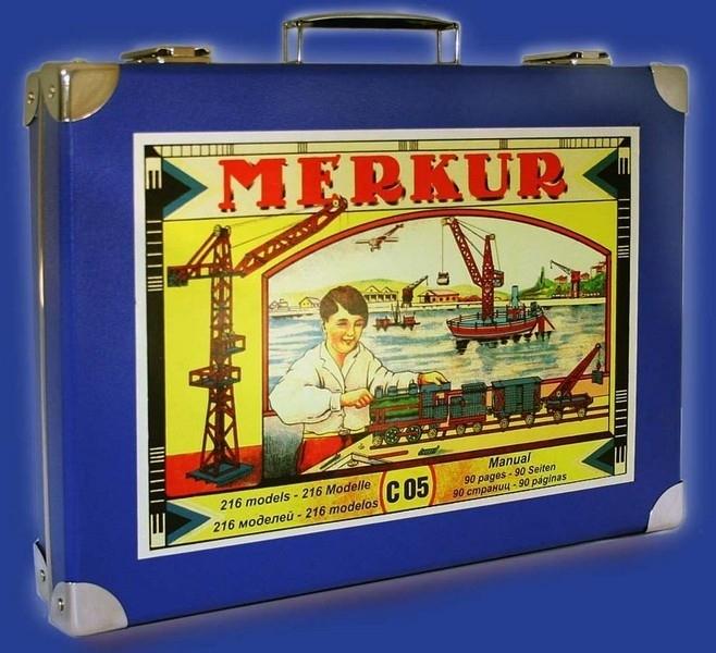 MERKUR retroset C 05