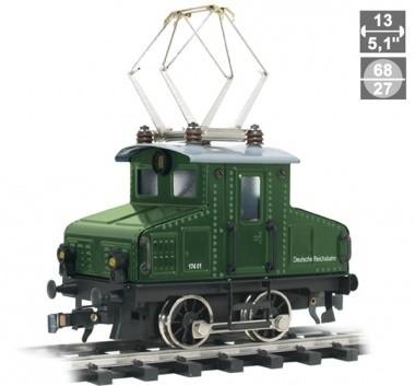 217 Elektrische  Lokomotive  DR 174.01