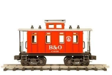 506  BAO sluitwagen Baltimore & Ohio