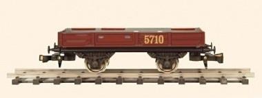 418 korte lage bakwagen