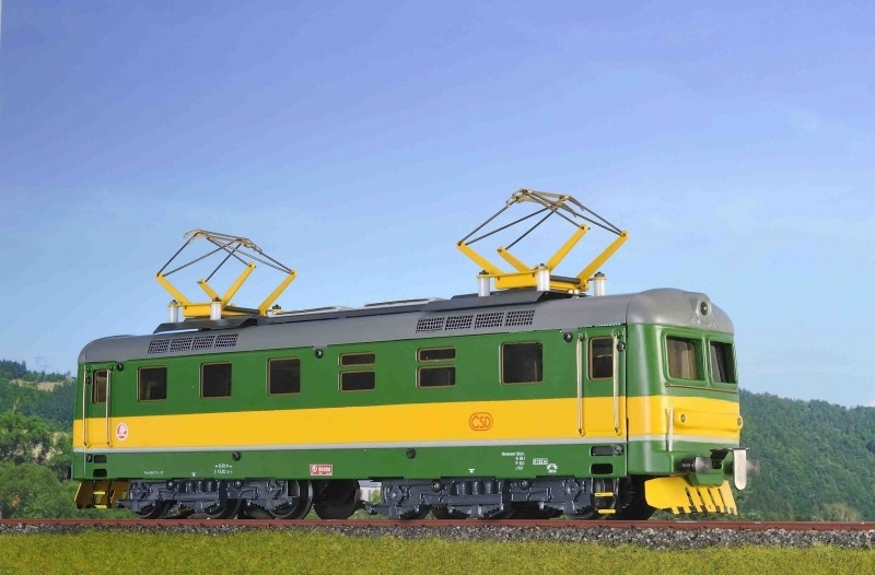 9136 E locomotive CSD