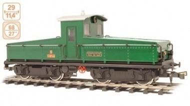 102 accu locomotief CSD E 407