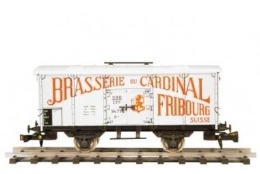 443 SBB CFF bierwagen Cardinal