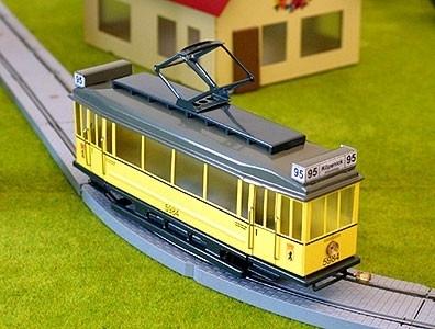 Strassenbahn Berlin Triebwagen 5984, 3000-20-105