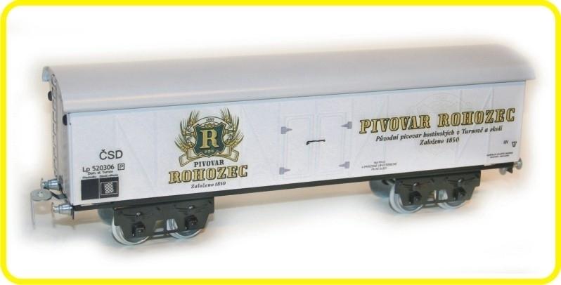 9539 bierwagen  4 assig Rohozec