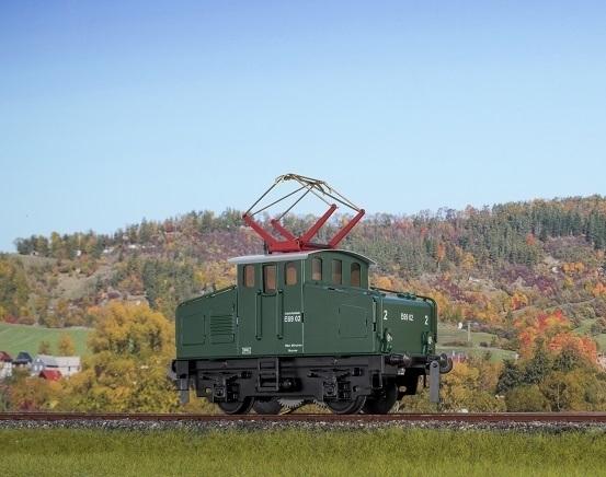 8135 C E locomotive DR E69 02