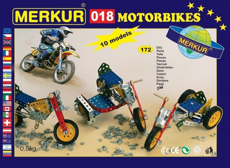 M 018 motorcycles