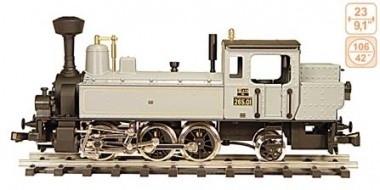 135 Dampflokomotive K K St B, Bauart 265.01