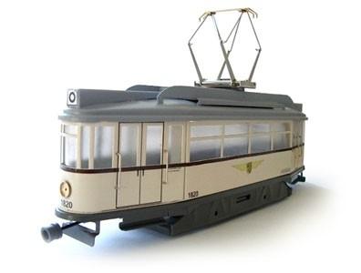 """Strassenbahn Dresden """"kleiner Hecht"""" 1820,  3000-20-110"""