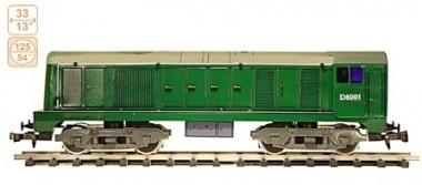 119 diesellocomotief CLASS 20 No. 8001