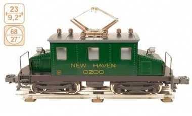 216 Baldwin Westinghouse New Haven Railroad