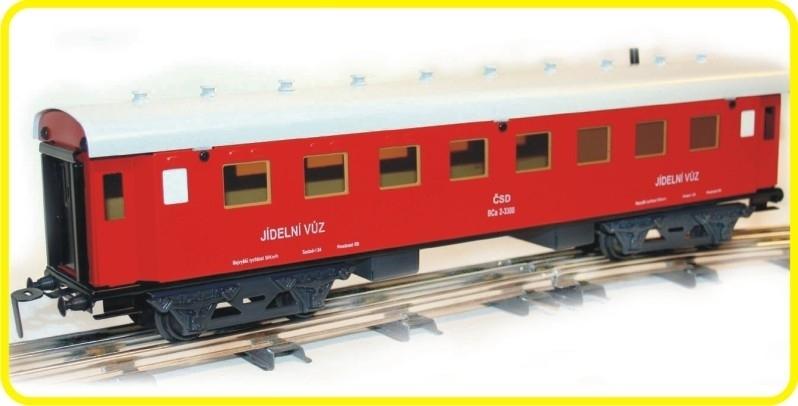 9325 Speisewagen CSD Baureihe Bca