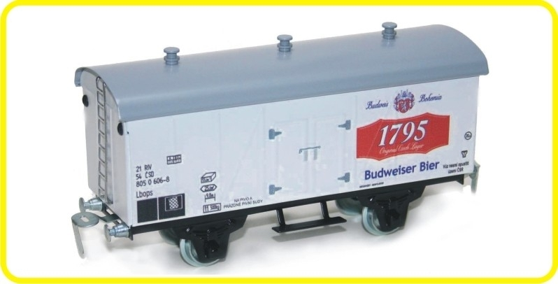 9549 brouwerijwagon Budweiser
