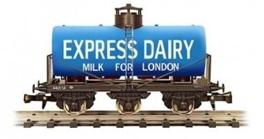 468 Milchkesselwagen express dairy
