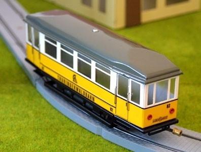 3000-20-205 Thüringer Waldbahn bijwagen 82