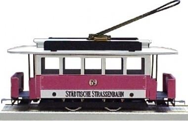 54 Deutschland, allgemeine Strassenbahn