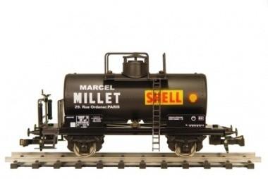 488 tanker SNCF Marcel Millett, Shell
