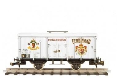 457 beer van CSD series Lp Ferdinand