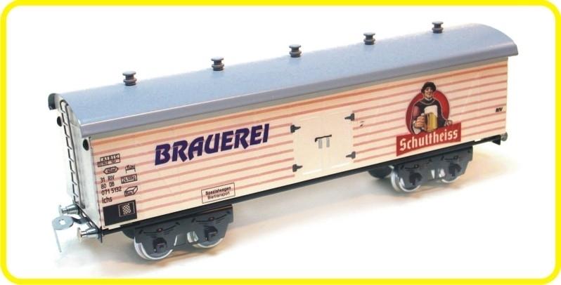 9560 bierwagen Schultheiss