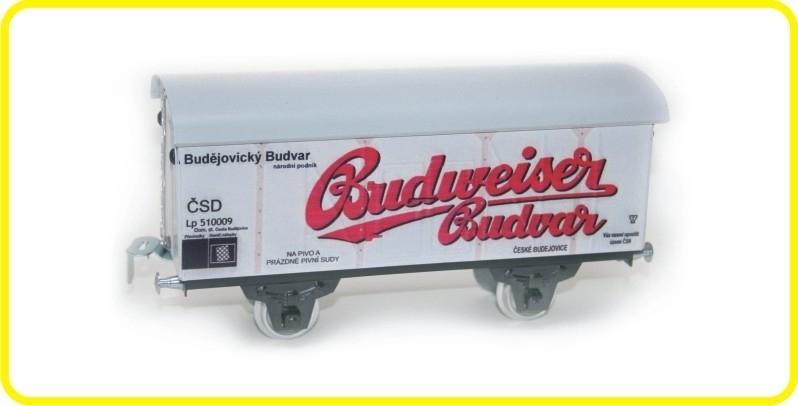 9531 bierwagen Budweiser