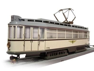 "Strassenbahn Dresden ""grosser Hecht"" 1716,  3000-20-109"