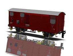 20230001 Wagon SNCF