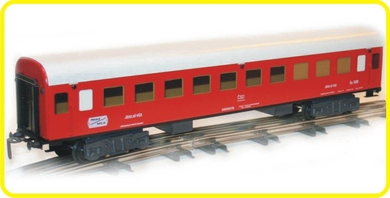 9331 Speisewagen CSD Baureihe Bca