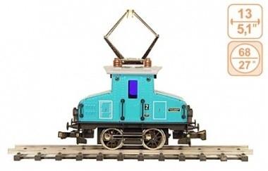 109 AEG E locomotive nr 2