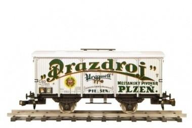 441 CSD series Lp Prazdoj beer van