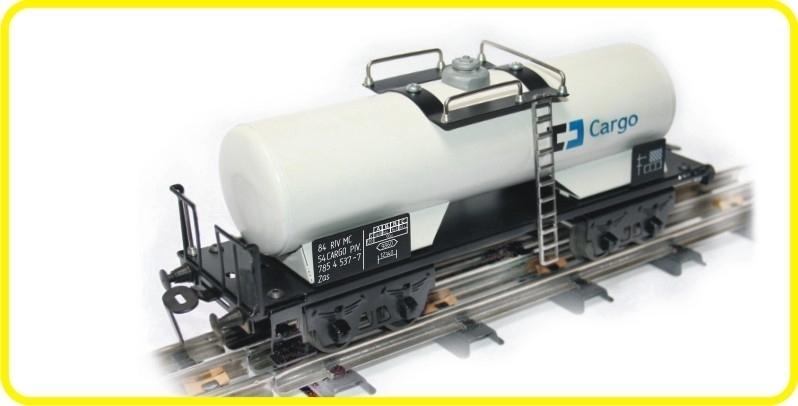 9613  Kesselwagen  CSD Cargo