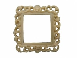 Sillicreations Mould | Curls Frame L