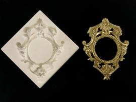 Sillicreations Mould | Precious Frame