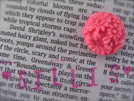 Sillis mal - bloemboeket rond