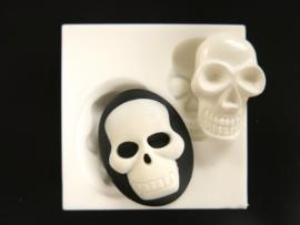 Sillicreations Mould | Skulls