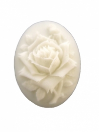 Sillicreations mal | Large Cameo Rose