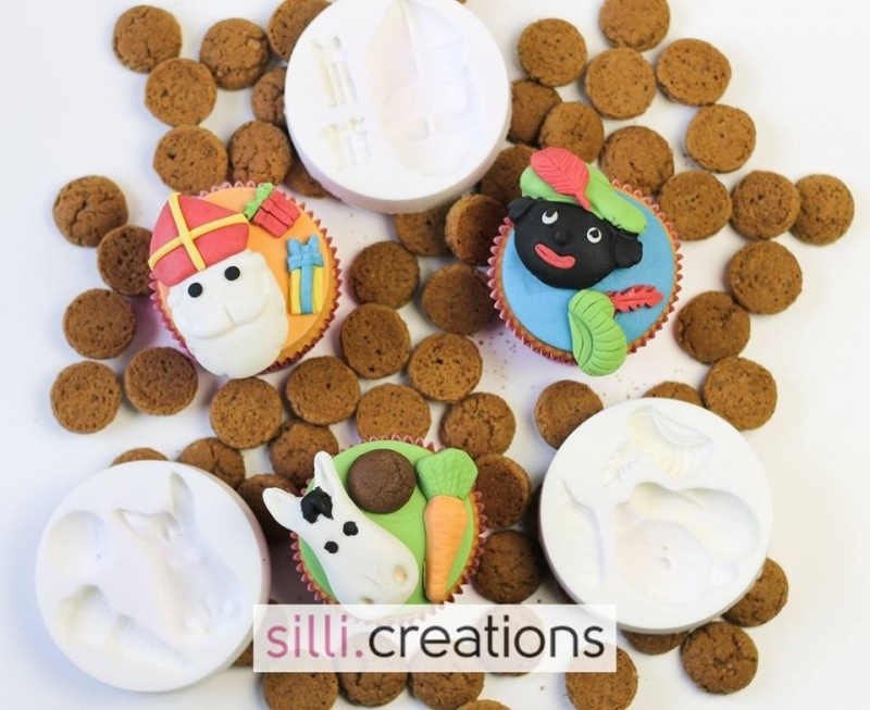 Sillicreations Mould | Thema PAARD